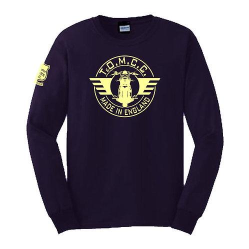 TOMCC NEW Roundel v2 Long Sleeved T-shirt. £18 + P&P