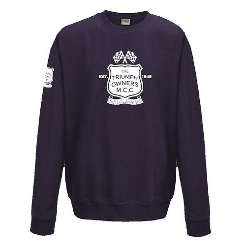 TOMCC Printed Flags Sweatshirt. £22 + P&P