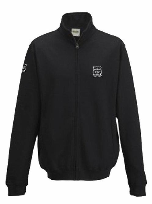 TOMCC Embroidered Left Chest Full Zip Sweatshirt. £40 + P&P