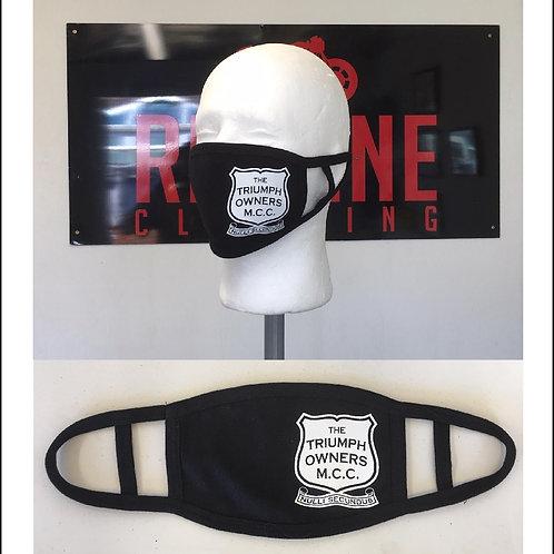 TOMCC Washable Face Mask £8 + P&P