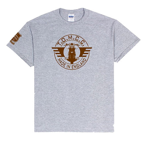 TOMCC NEW Roundel v2 T-shirt. £15 + P&P
