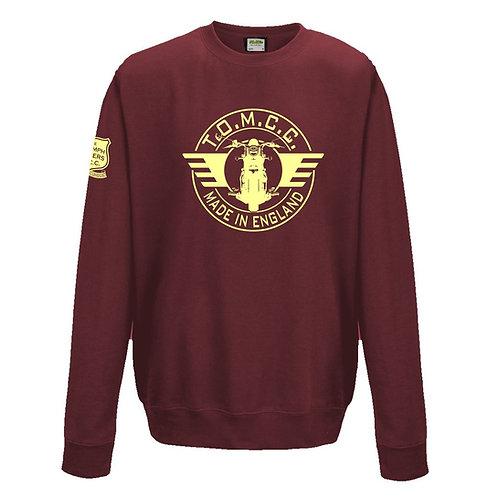TOMCC NEW Roundel v2 Sweatshirt. £22 + P&P