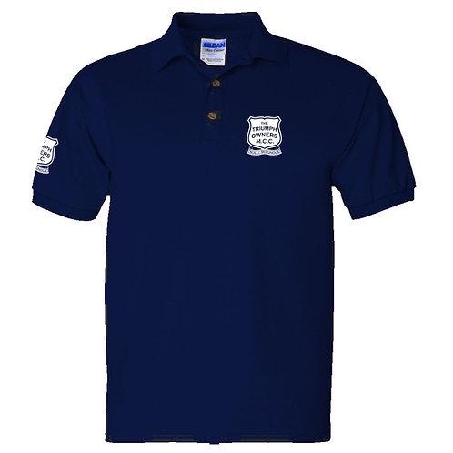 TOMCC Printed Poloshirt. £18 + P&P