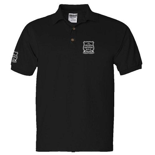 TOMCC Embroidered Poloshirt. £25 + P&P