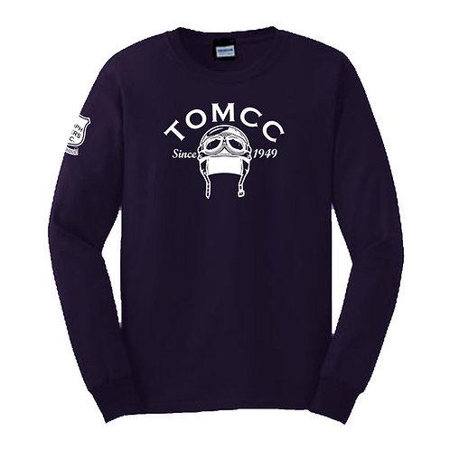 TOMCC Helmet Long Sleeved T-shirt. £18 + P&P