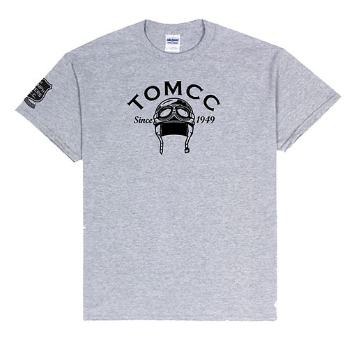 TOMCC Helmet T-shirt. £15 + P&P