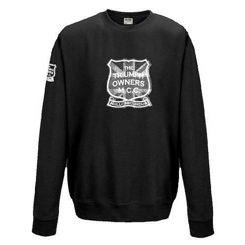 TOMCC Printed Union Jack Sweatshirt. £22 + P&P