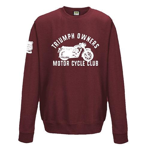 TOMCC Vintage Sweatshirt. £22 + P&P