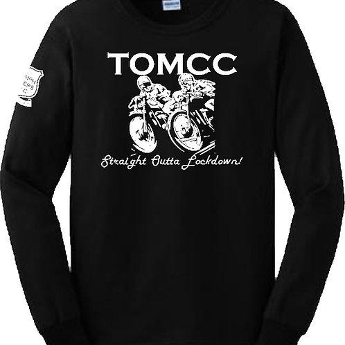 TOMCC Lockdown Long Sleeved T-shirt. £18 + P&P