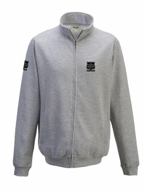 TOMCC Printed Left Chest Zip Sweatshirt. £30 + P&P