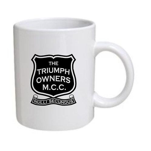 TOMCC Printed Mug. £6.50 + P&P
