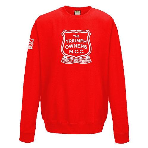 TOMCC Printed Outline Sweatshirt. £22 + P&P