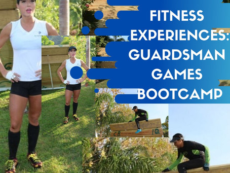 Fitness Experiences: Guardsman Games Bootcamp