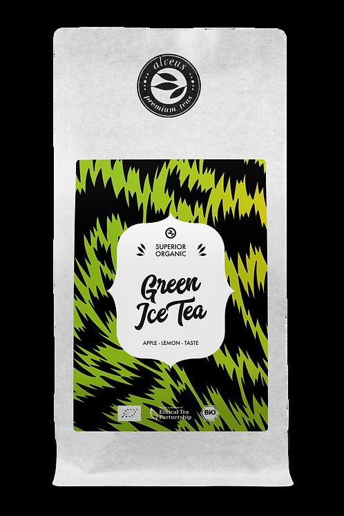 Recharge sachet zip thé vert glacé