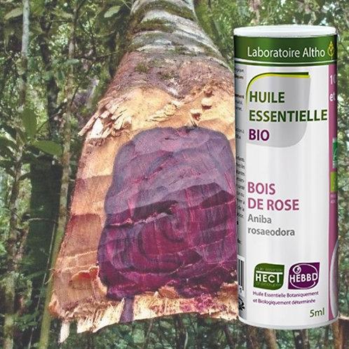 Bois de rose bio