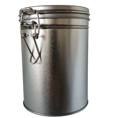 Boîte à thé métal