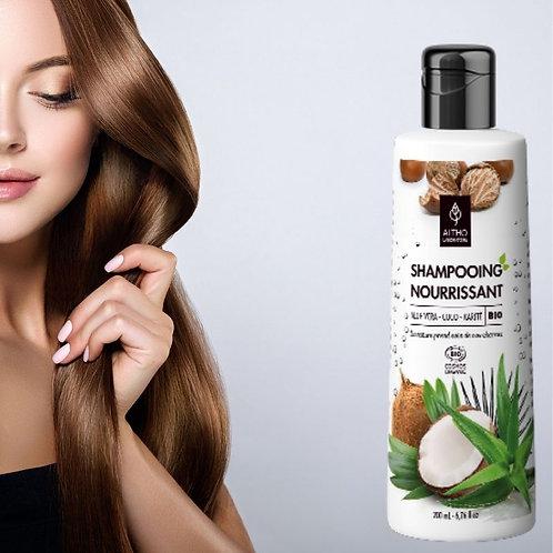 Shampooing nourrissant bio - aloe/coco/karité