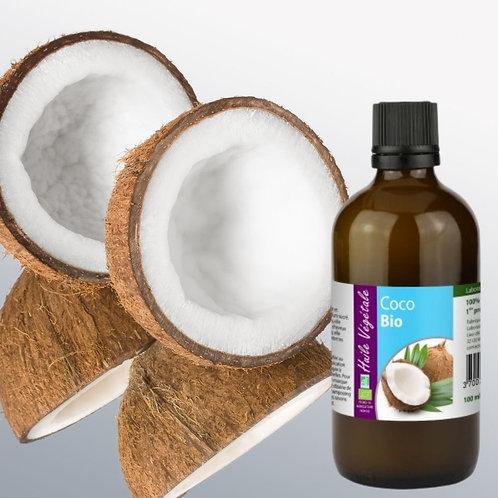 Huile végétale Coco bio