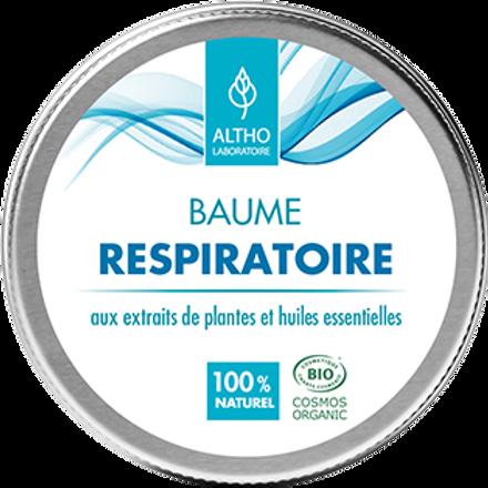 Baume respiratoire bio