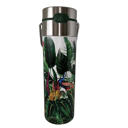 Thermos - modèle forêt tropicale
