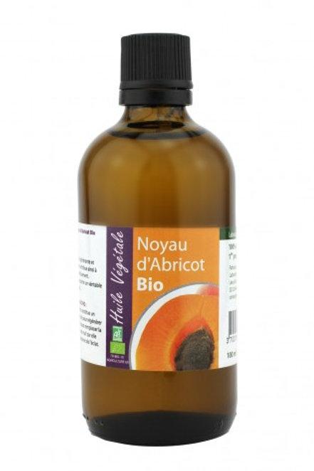 Huile végétale NOYAUX D'ABRICOT bio