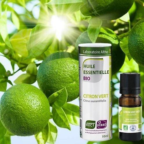 Citron vert bio