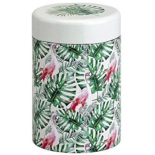 Boîte à thé - Modèle jungle