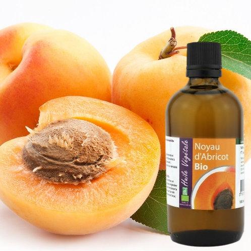 Huile végétale Noyau d'abricot bio