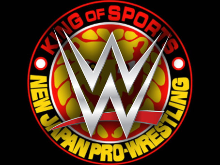The two sides of professional wrestling: WWE and NJPW