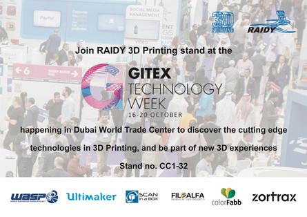 It's Gitex Technology Week!