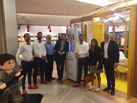 Raidy 3D in LEVEL Kids Dubai