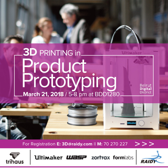 3D Printing in Product Prototyping