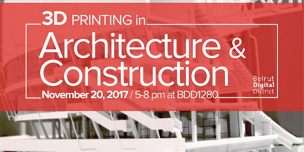 3D Printing in Architecture & Construction