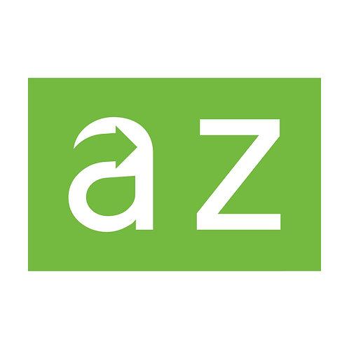 Own this unique domain name! www.ãz.com