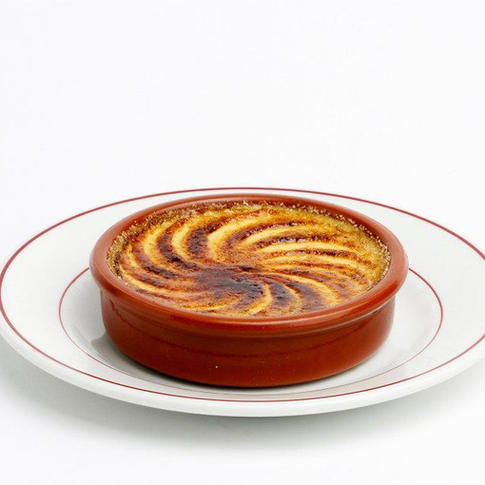 The Crème Brûlée