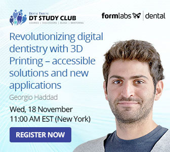 Join our Dental Tribune webinar