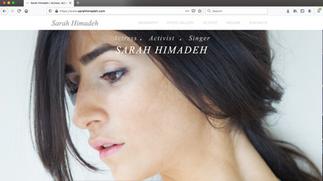 Actress Website & Showreel