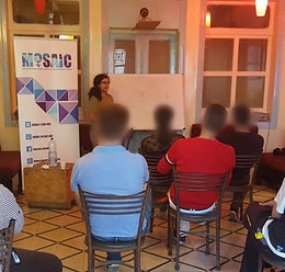 Makhzoume trainings with Mosaic