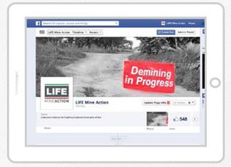 SOCIAL MEDIA PAGE DEVELOPMENT