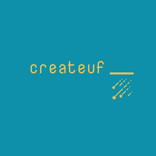 Own this unique domain name! www.CreaTeuf.com