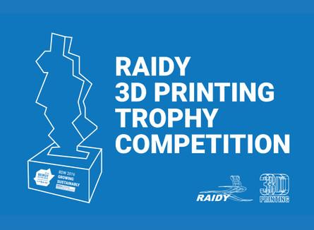 RAIDY 3D TROPHY COMPETITION