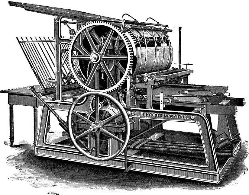 history of printing History of printing including saints and playing cards, gutenberg, the spread of printing, the illustrated book, the power of the press, woodcut, engraving and.