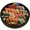 REGULAR SUSHI ASSORTMENT 並にぎり寿司25貫盛合せ