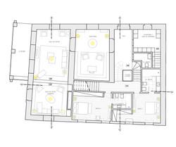 Piso -1   Lower Floor