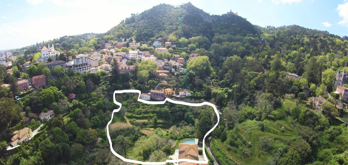 Vista aerea | Aerial view
