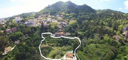 Vista aerea   Aerial view