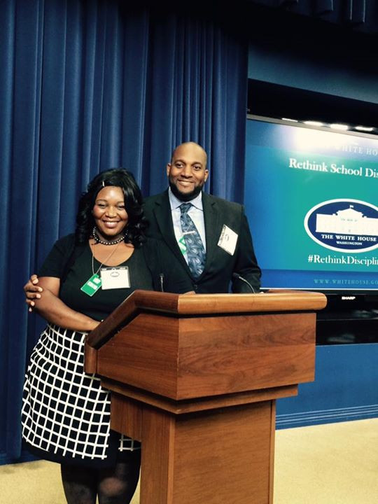 Speaking at the White House July 22, 2015
