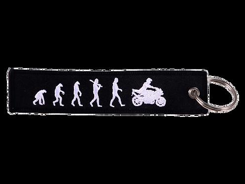 Llavero Moto Evolución