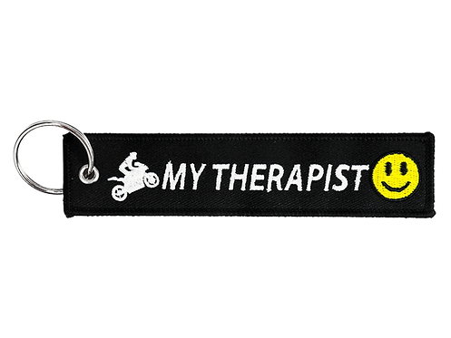 My Therapist Key Holder