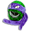 Thumbnail: Ninja Turtle Raphael Helmet Cover